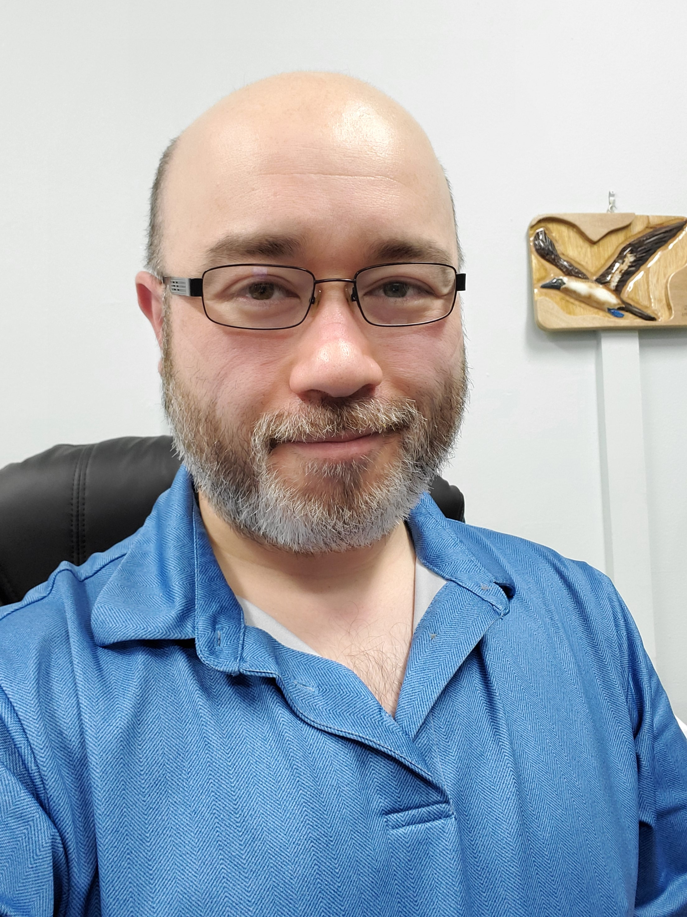Gabriel F. Arauz. Chief Compliance Officer, Chief Grantwritting Director, Chief Information Technology Technician